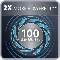 100Air Watts: