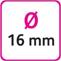 Διάμετρος: 16 mm
