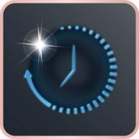 4 ρυθμιζόμενοι χρόνοι δημιουργίας μπούκλας:  6 /8 /10 /12 δευτερόλεπτα.
