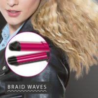 Πλάκες 3D για κυματιστά μαλλιά