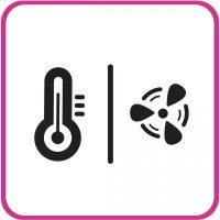 2 συνδυασμοί ταχύτητας και θερμοκρασίας