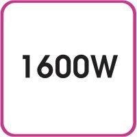 Ισχύς: 1600W
