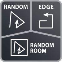 RANDOM, RANDOM ROOM και EDGE