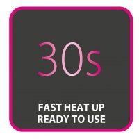Γρήγορη προθέρμανση 30''