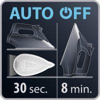 Λειτουργία Auto off