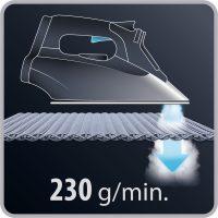 Έξτρα βολή ατμού 230 g