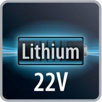 Μπαταρία ιόντων λιθίου 22V