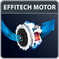 Τεχνολογία EffiTech Motor